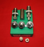 RCBS 6MM BR REMINGTON FORM SET FROM BR BASIC